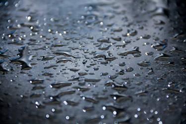 Raindrops by alexkaessner