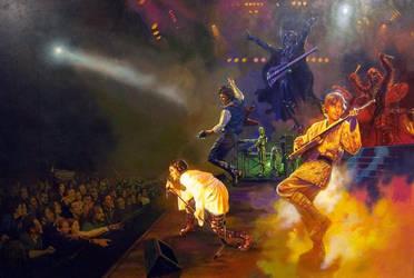 Rock 'n Roll - Star Wars by TheSnowman10