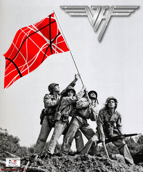 9ddaf2c9c25 Van Halen - Raise the Flag by TheSnowman10 on DeviantArt