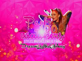 +Pack de 100 watchers by DreamLigthsOfAny