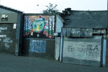Wall of Belfast by Nullitey