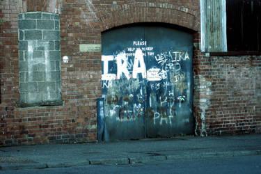 Doors in Belfast IRA by Nullitey