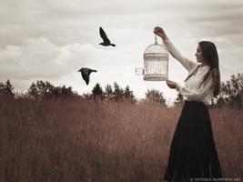 birds by VictoriaMorphine