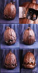 Steam Crow Helmet by SteamCrow