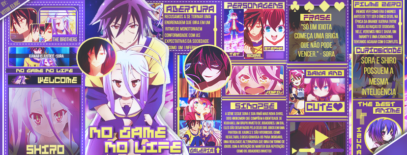 Cover Iggy No Game No Life By Tiozoro15 On Deviantart