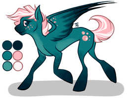 Pony Auction {closed} by fuzzytoes