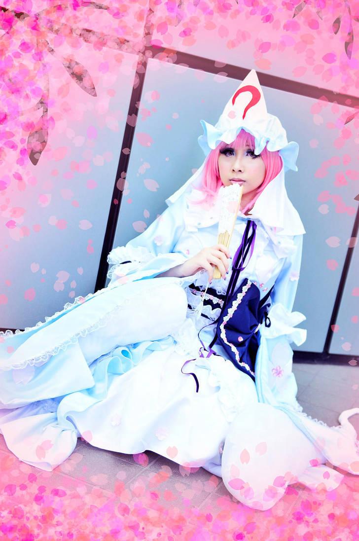 AFA11 Day 2 - Yuyuko 01 by ArishigeAIKO