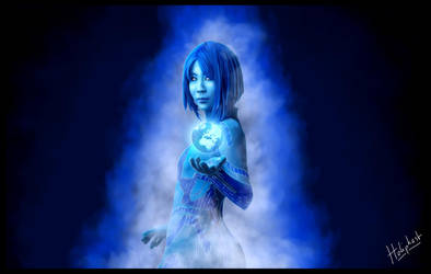 Cortana by heliphast