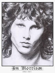 Jim Morrison - Blue-Bell-Oggie by LiberatedLocks-Club