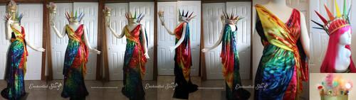 Lady Equality by enchantedsea