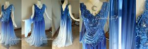 Starlight Water Goddess Ensemble - For Sale by enchantedsea
