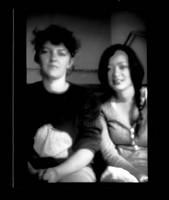 Box Brownie: Cherish and Rebecca by ohScorpio