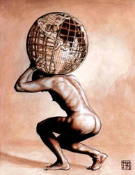 'Small World' 2009 by StPeteArtisan