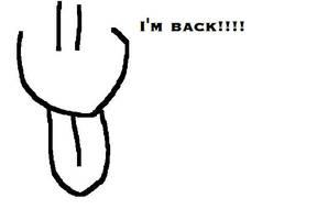 I'm back by floraxj9