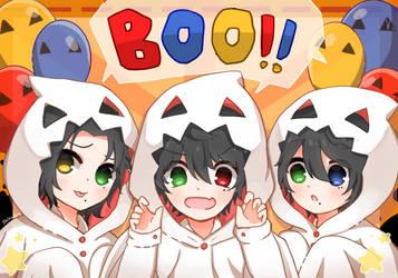[FA] Boo!! by Shikaruru