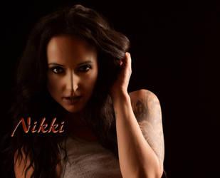 Nikki Marie by NikonChrome