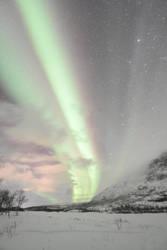 Aurora Borealis 1 by IGhengisKhanI