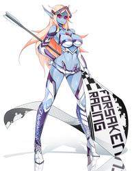 Race Queen of the Forsaken by Slugbox