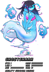 Ghost Shark by Slugbox