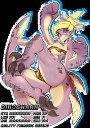DinoShark by Slugbox