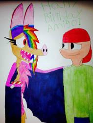 :GIFT: Happy Birthday Flipboy by ObjectShowFanGirl123