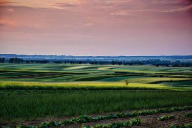 landscape 18 by Morlen