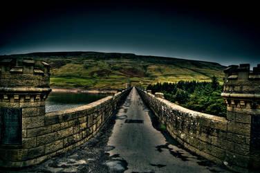 Bridge Lookdown by JackPeirson