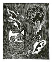 owl by sharmd88