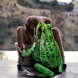 Frog Vore 45 by andromeda111