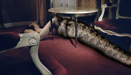 Snake Vore 659 by andromeda111