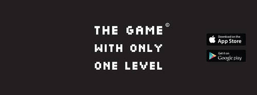 The Game With Only One Level by ColourOnly85