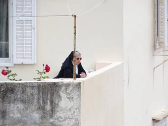 Nun by theOwtcast