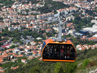 Cable car by theOwtcast