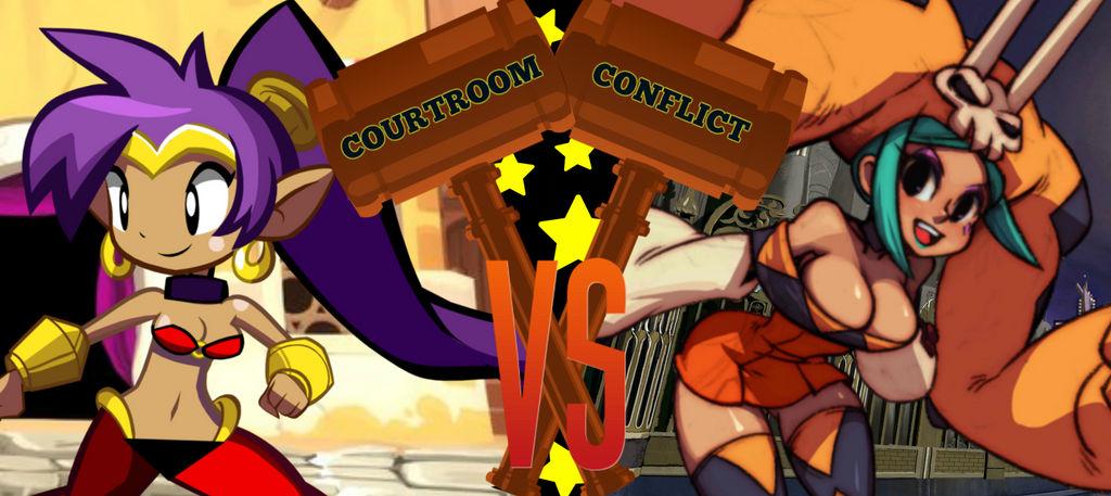 CC Shantae Cerebella by GalacticAttorney