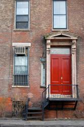 Red Door by 25thFloor