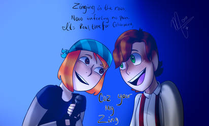 Your My Zing (screenshot remake) by Michioreo123