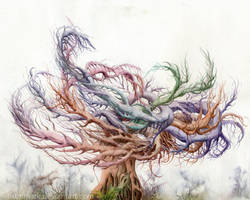 Tree That Will II by Tistelmark