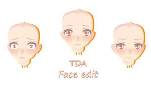 {MMD} TDA Face edit {DL} by EraMMD