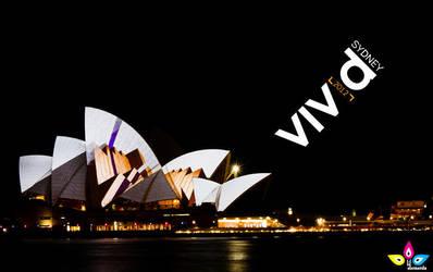Opera House - Vivid 2012 by lilmarie