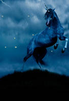 WIP King of the Rain by kaykay9791