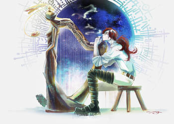 Musician by AYAMEKURE