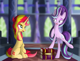 Write me when you get back, ok? by omnisimon11
