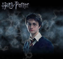 Harry Potter by MOMOroxette