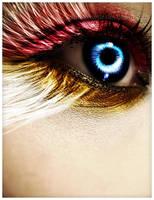 Eye of a Sorceress by MOMOroxette