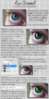 Eye Tutorial by MOMOroxette