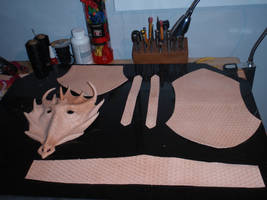 Dragoness Pouch WIP 6 by Red-Dragon-Lord