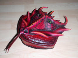Dragoness Pouch WIP11 by Red-Dragon-Lord