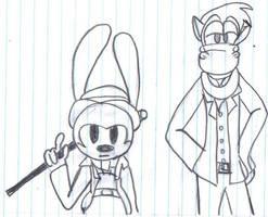 Sherlock Holmes - Disney Style by Dalia1784