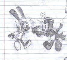 ID - Big Shock Sketch by Dalia1784