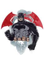 Batman V. Superman by LudoDRodriguez